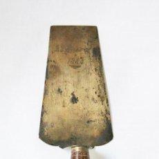 Antigüedades: PALAUSTRE CONMEMORATIVO DE LA COLOCACIÓN DE PRIMERA PIEDRA. ¿PARQUE MANTILLA,HOLGIN-CUBA? 23 -. Lote 39345605