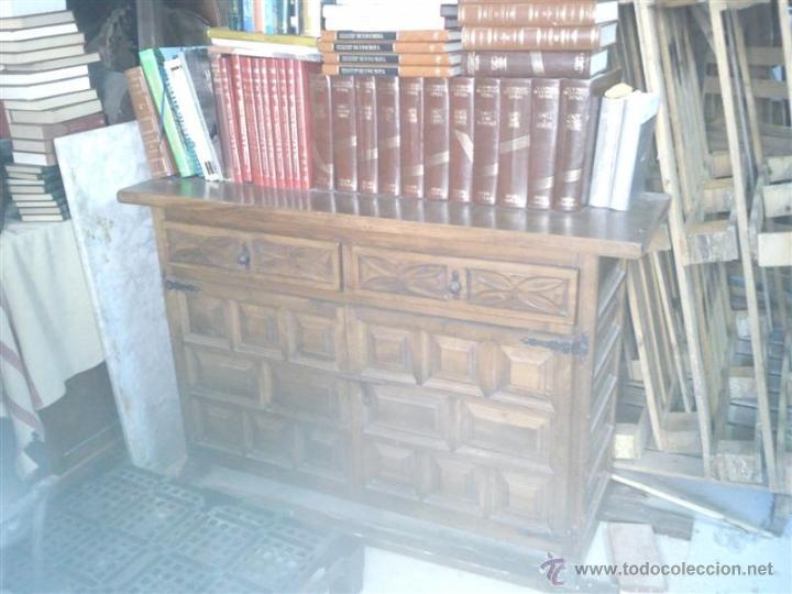 TAQUILLON CASTELLANO (Antigüedades - Muebles Antiguos - Aparadores Antiguos)