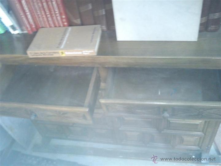 Antigüedades: taquillon castellano - Foto 3 - 39355404