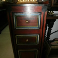 Antigüedades: MUEBLE AUXILIAR. Lote 39557897