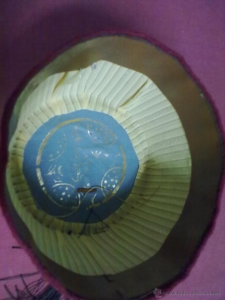 Antigüedades: FEZ GORRO MARROQUI - Foto 2 - 39400198