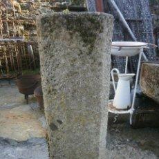 Antigüedades: COLUMNA DE PIEDRA. Lote 39410307