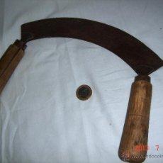 Antigüedades: PICADOR O HERRAMIENTA DE DOS MANGOS . Lote 39466032