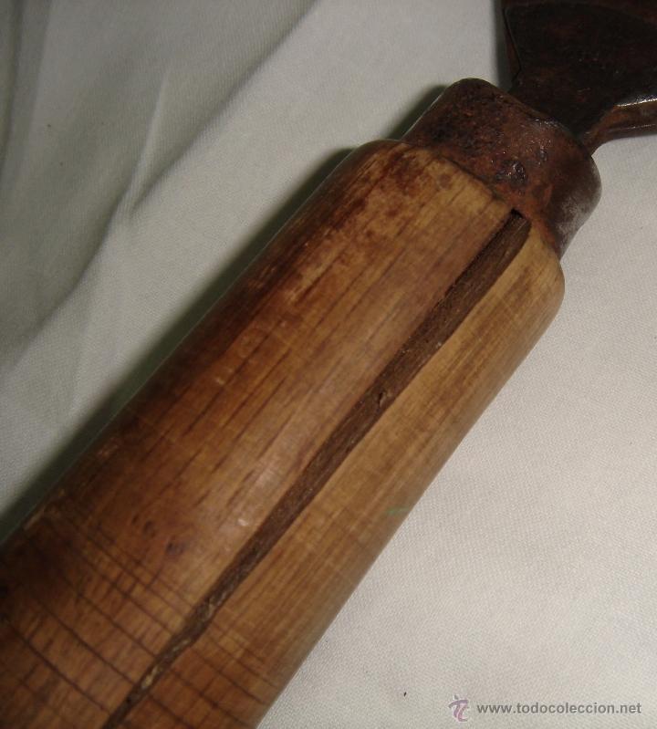 Antigüedades: picador o herramienta de dos mangos - Foto 4 - 39466032