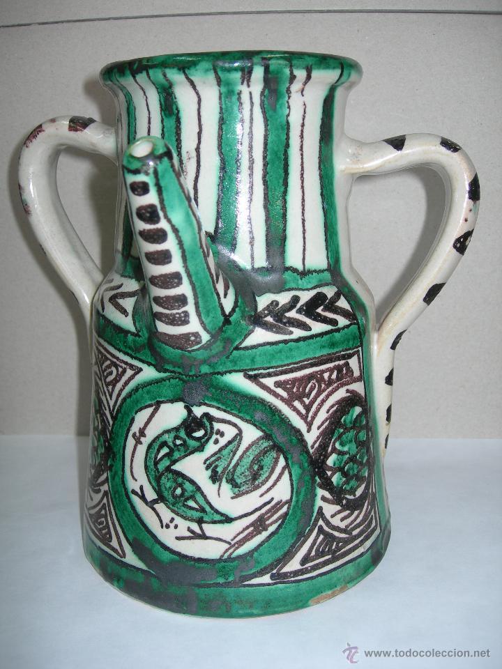 TERUEL CERAMICA PUNTER (Antigüedades - Porcelanas y Cerámicas - Teruel)