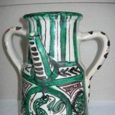 Antigüedades: TERUEL CERAMICA PUNTER. Lote 39473466