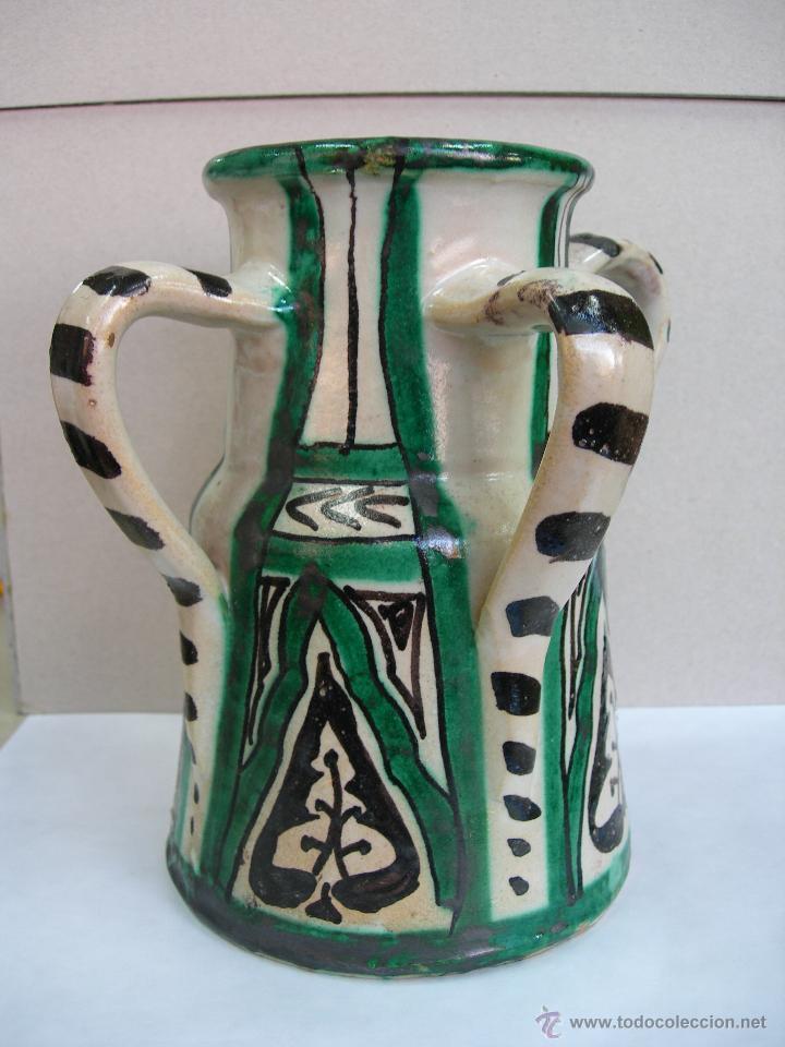 Antigüedades: TERUEL CERAMICA PUNTER - Foto 3 - 39473466