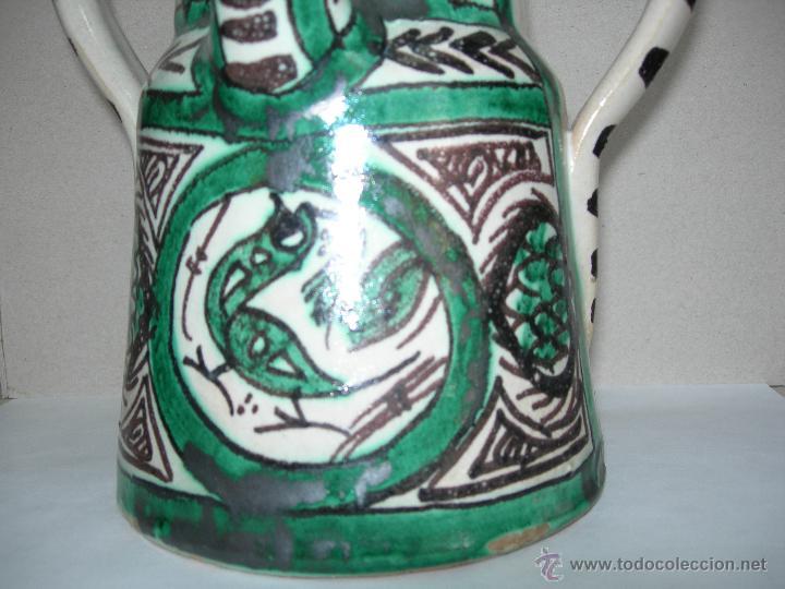 Antigüedades: TERUEL CERAMICA PUNTER - Foto 4 - 39473466
