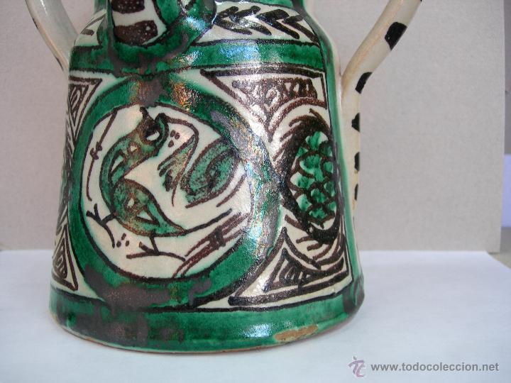 Antigüedades: TERUEL CERAMICA PUNTER - Foto 5 - 39473466