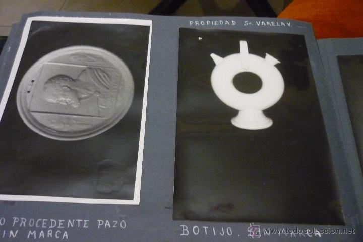 Antigüedades: Álbum catálogo de loza de Sargadelos - Foto 10 - 39467018