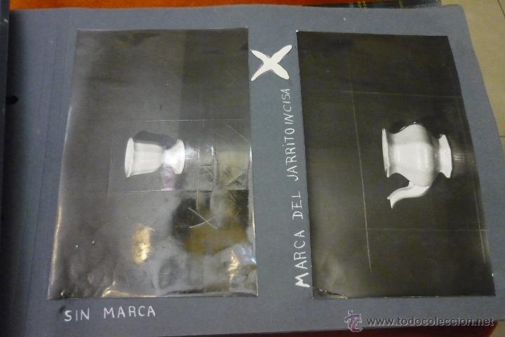 Antigüedades: Álbum catálogo de loza de Sargadelos - Foto 13 - 39467018