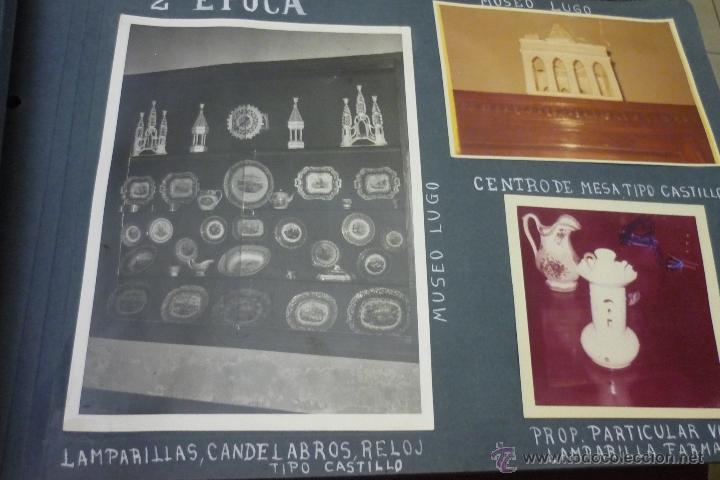 Antigüedades: Álbum catálogo de loza de Sargadelos - Foto 15 - 39467018