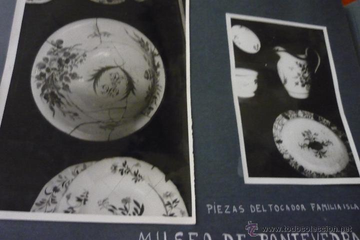 Antigüedades: Álbum catálogo de loza de Sargadelos - Foto 16 - 39467018