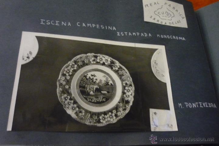 Antigüedades: Álbum catálogo de loza de Sargadelos - Foto 22 - 39467018