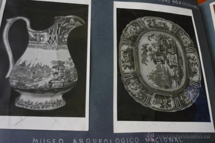 Antigüedades: Álbum catálogo de loza de Sargadelos - Foto 24 - 39467018