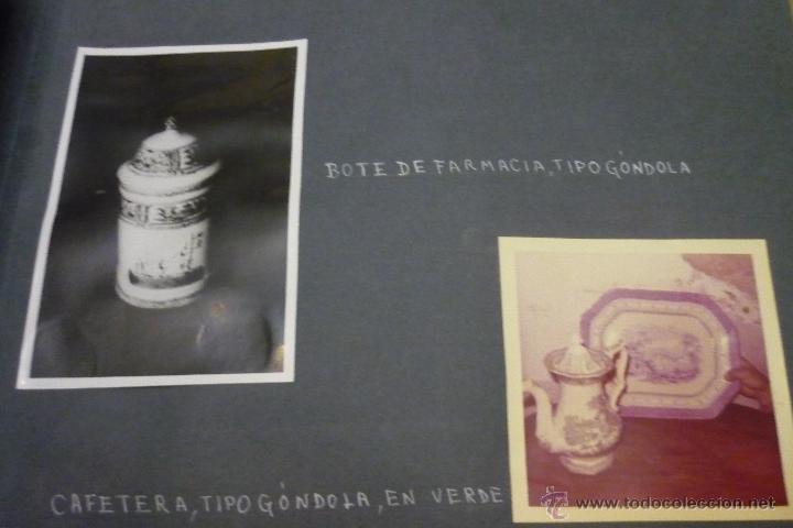Antigüedades: Álbum catálogo de loza de Sargadelos - Foto 27 - 39467018