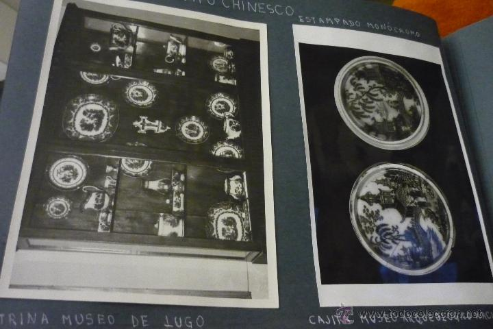 Antigüedades: Álbum catálogo de loza de Sargadelos - Foto 28 - 39467018