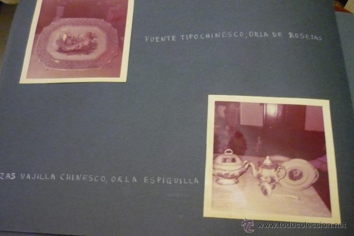 Antigüedades: Álbum catálogo de loza de Sargadelos - Foto 30 - 39467018