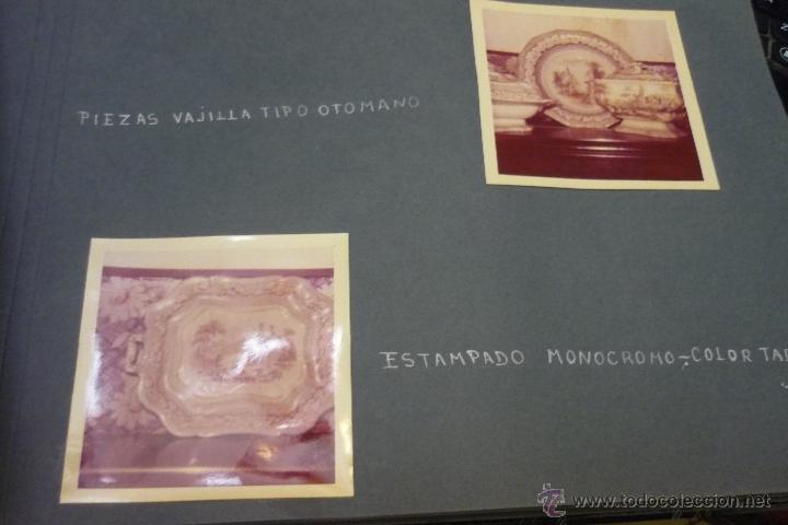 Antigüedades: Álbum catálogo de loza de Sargadelos - Foto 31 - 39467018