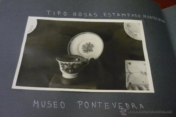 Antigüedades: Álbum catálogo de loza de Sargadelos - Foto 36 - 39467018