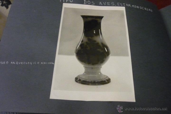 Antigüedades: Álbum catálogo de loza de Sargadelos - Foto 40 - 39467018