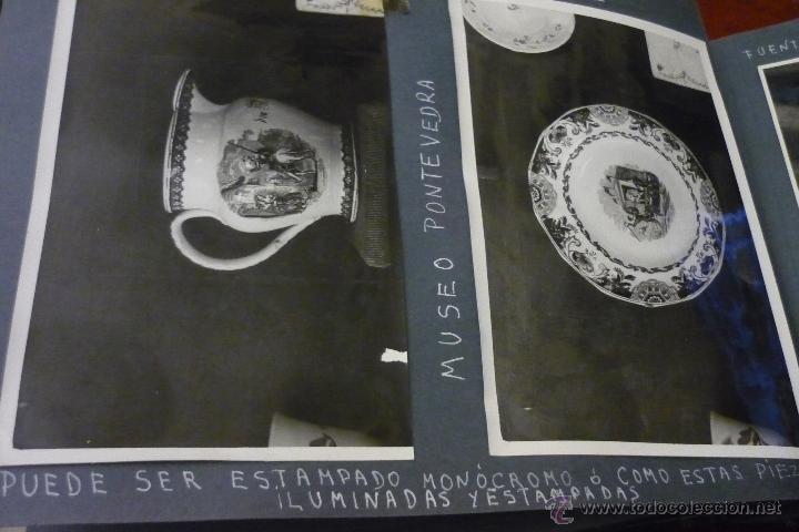 Antigüedades: Álbum catálogo de loza de Sargadelos - Foto 44 - 39467018
