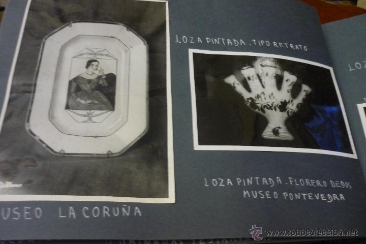 Antigüedades: Álbum catálogo de loza de Sargadelos - Foto 46 - 39467018
