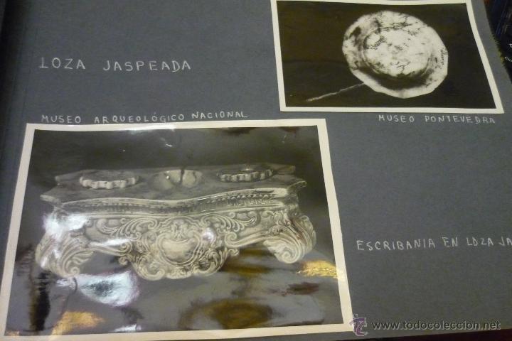 Antigüedades: Álbum catálogo de loza de Sargadelos - Foto 47 - 39467018