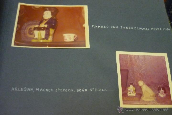 Antigüedades: Álbum catálogo de loza de Sargadelos - Foto 51 - 39467018