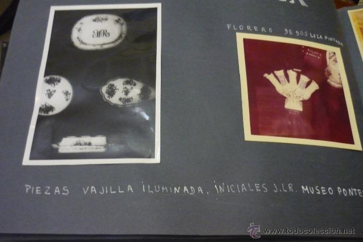 Antigüedades: Álbum catálogo de loza de Sargadelos - Foto 64 - 39467018