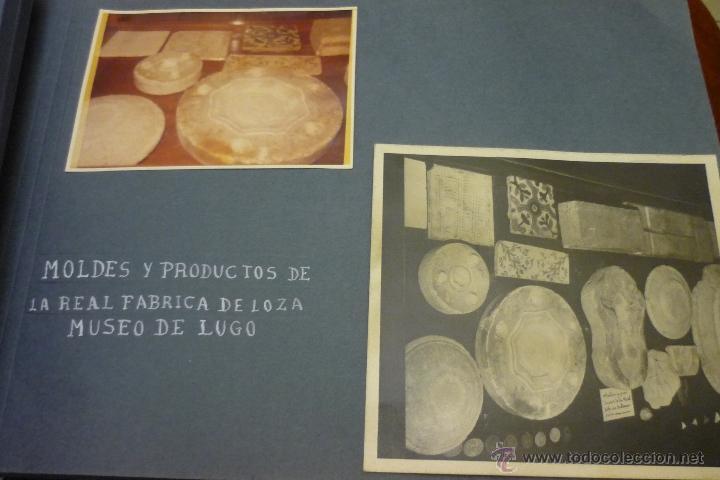 Antigüedades: Álbum catálogo de loza de Sargadelos - Foto 7 - 39467018