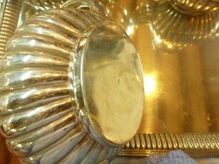 Antigüedades: juego de cafe de plata - Foto 13 - 39476281