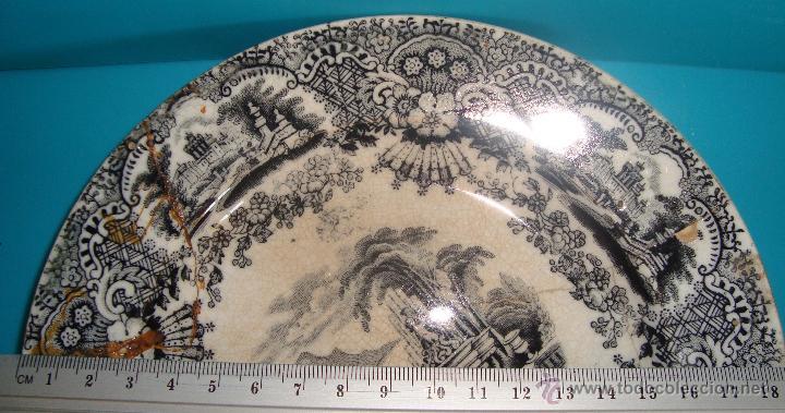 Antigüedades: PLATO PICKMAN Y CIA. 18.5cm. - Foto 5 - 39495417