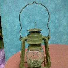 Antigüedades: LAMPARA DE PETROLEO GREMLIN. Lote 39512405