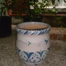 Antigüedades: TINAJA ESMALTADA. Lote 39537766