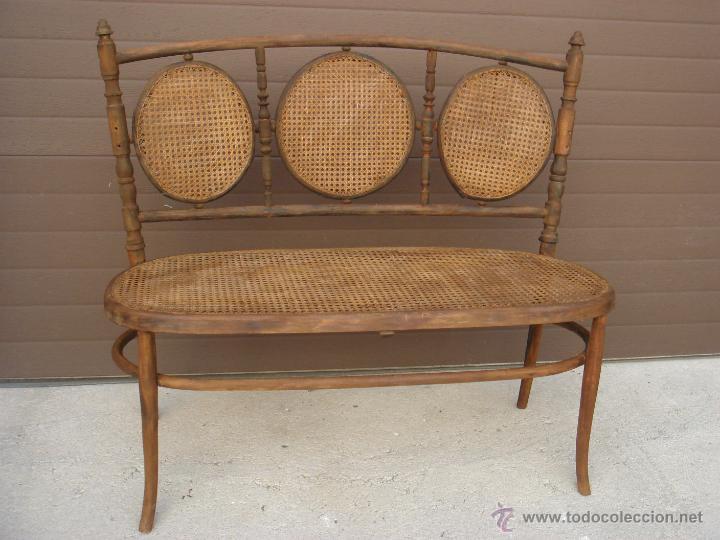 Ocasion precioso y antiguo sofa thonet c comprar sof s antiguos en todocoleccion 39532635 - Sofas de ocasion ...