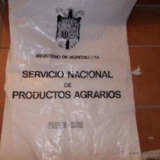 Antigüedades: SACO DE ABONO ANTIGUO. Lote 39567234
