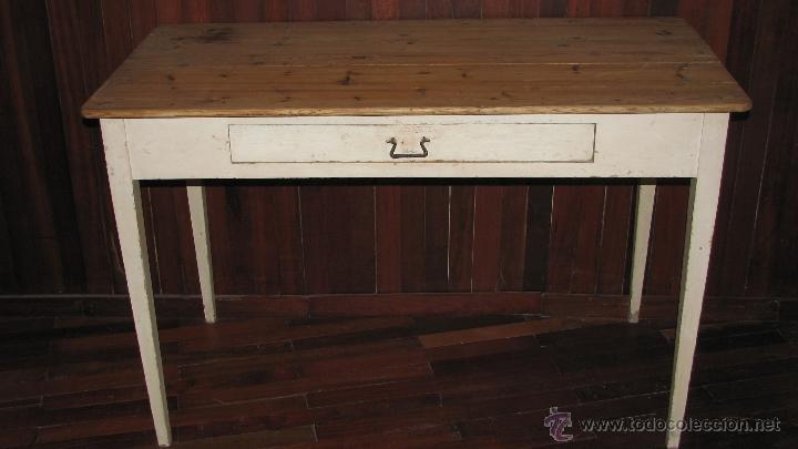 Antigua mesa de cocina comprar mesas antiguas en - Ver mesas de cocina ...