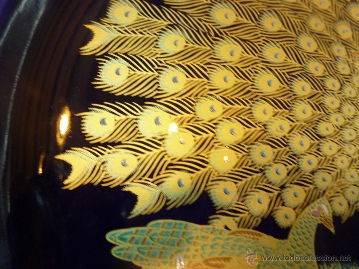 Antigüedades: plato chino - Foto 7 - 47949335