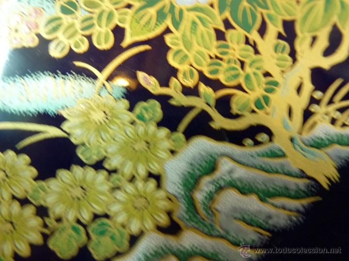 Antigüedades: plato chino - Foto 9 - 47949335