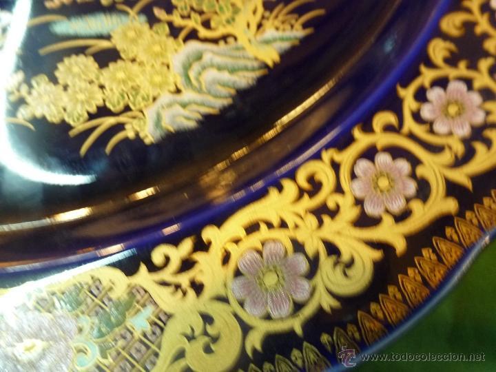 Antigüedades: plato chino - Foto 12 - 47949335