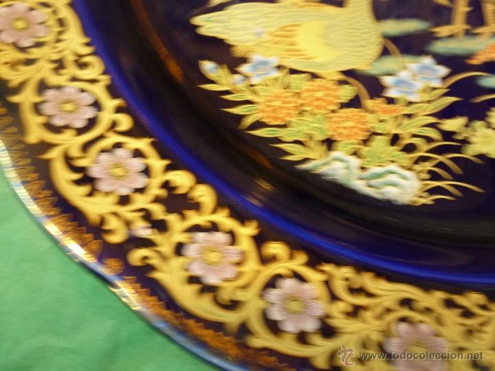 Antigüedades: plato chino - Foto 13 - 47949335