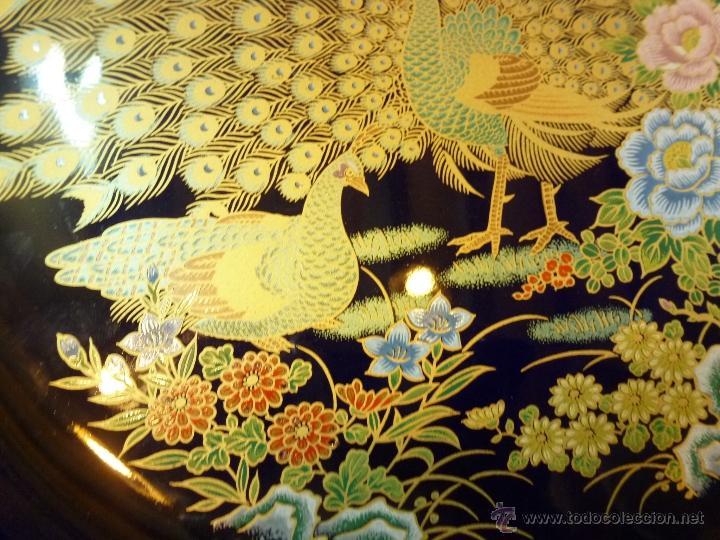 Antigüedades: plato chino - Foto 16 - 47949335