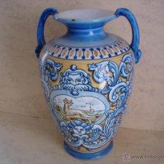 Antigüedades: OCASION - GRAN JARRON - 37 CM DE ALTURA . Lote 39707547