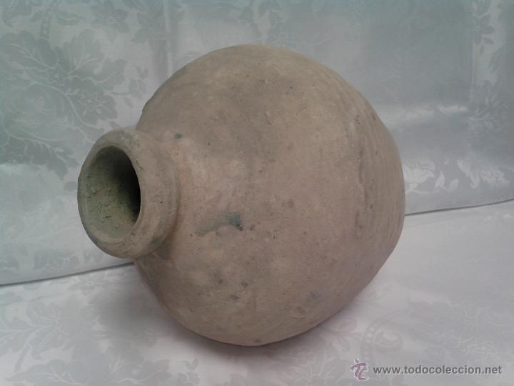 Antigüedades: ANTIGUA ANFORA, TINAJA, BOTIJA PERULERA,TRIANA, ( SEVILLA ) S. XVI - Foto 3 - 39667391