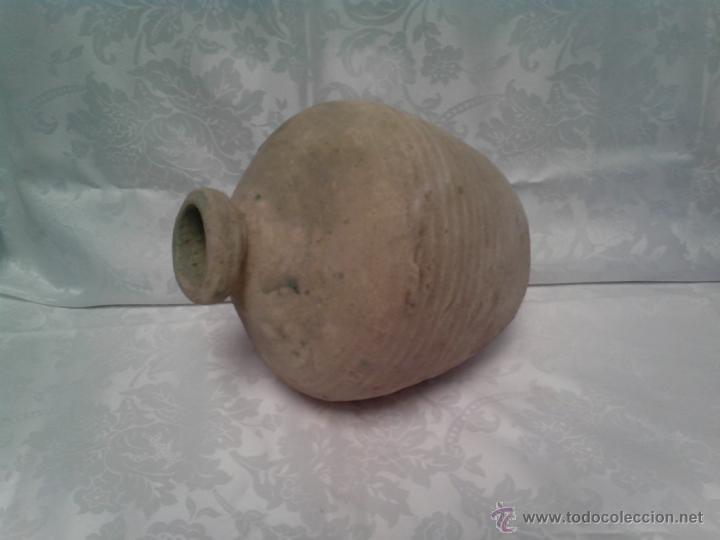 Antigüedades: ANTIGUA ANFORA, TINAJA, BOTIJA PERULERA,TRIANA, ( SEVILLA ) S. XVI - Foto 4 - 39667391