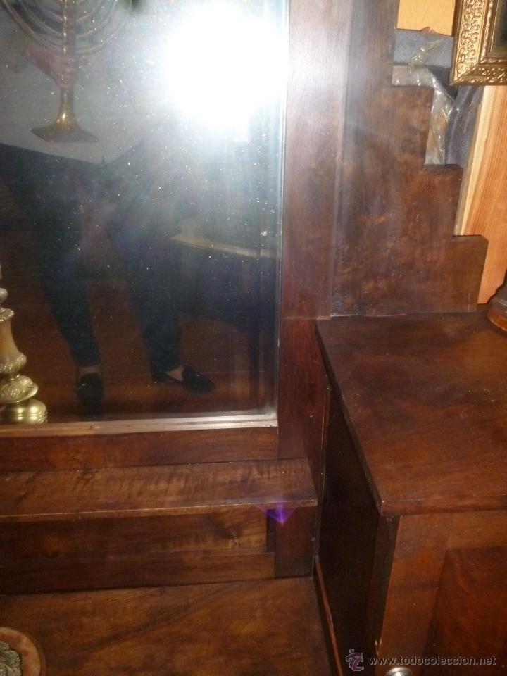 Antigüedades: CONSOLA DE NOGAL - Foto 6 - 39746310