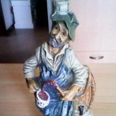 Antigüedades: PRECIOSA FIGURA DE CERÁMICA , MINDESTINHALT.LO,5 MADE IN ITALY.. Lote 39758941
