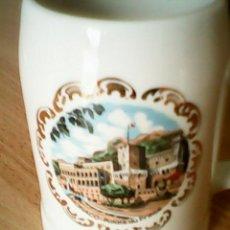 Antigüedades: PRECIOSA TAZA DE PORCELANA ,DE MONACO MONTE CARLO..PALAIS DU PRINCE. Lote 39759061