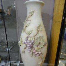 Antigüedades: GRAN JARRÓN DE PORCELANA. Lote 39769026
